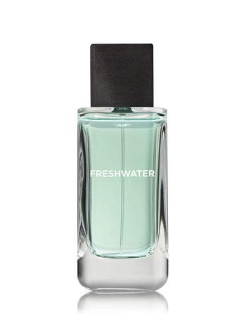Bath And Body Works Signature Collection Freshwater Cologne 3.4 Oz.