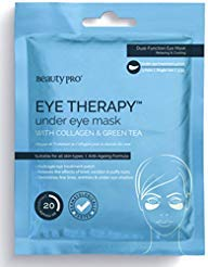 Beauty Pro Hydrogel Eye Therapy Under Eye Mask With Collagen And Green Tea / 3 Pairs