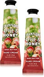 Bath And Body Works Champagne Appple And Honey Hand Cream 1 Oz