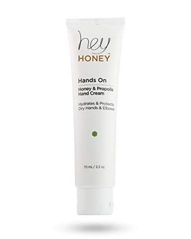 Hands On - Honey &Amp; Propolis Hand Cream - Hey Honey Skin Care