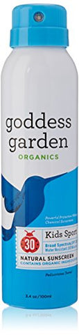 Goddess Garden Organics Natural Sunscreen