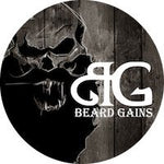 Beard Growth Supplement! Grow A Faster, Fuller, Bigger Beard! Fill In Patches, Faster Growth Biotin Vitamins - Beard Gains