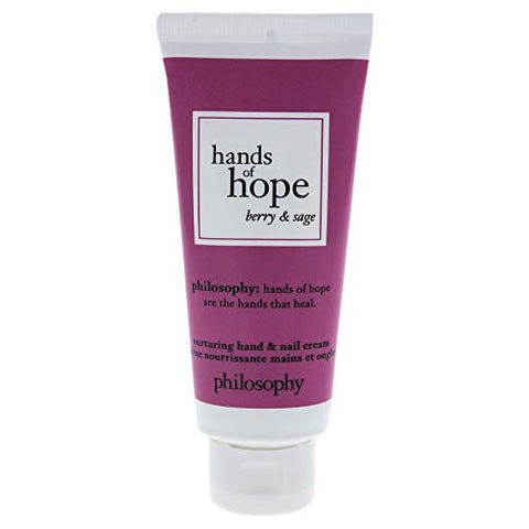 Philosophy Hands Of Hope - Berry And Sage Cream By Philosophy For Unisex - 1 Oz Hand Cream, 1 Ounce