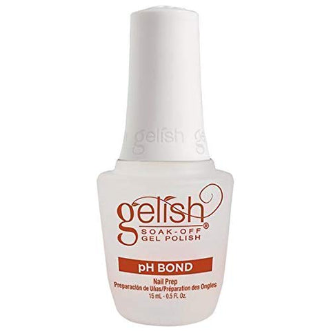 New Gelish Harmony Ph Bond Dehydrator Nail Prep Soak Off Gel Polish 15Ml .5Oz