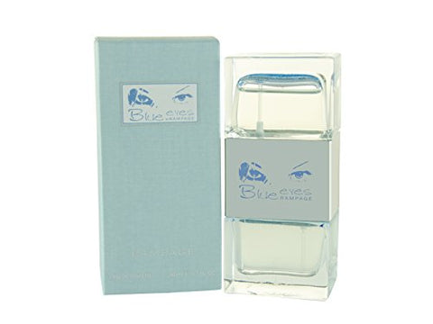 Rampage Blue Eyes Eau De Toilette Spray, 1.7 Ounce