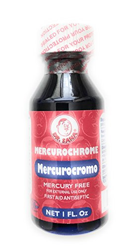 Dr Sana Mercurochrome