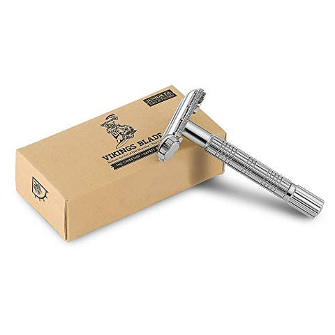 Vikings Blade The Chieftain Jr Safety Razor (Slim &Amp; Mild)