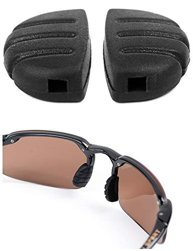 Noa Store Brand New Replacement Nose Pads For Martini And Maui Jim Sport Sunglasses