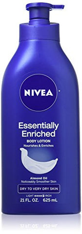 Nivea Essentially Enrich Lotion, 42 Ounce