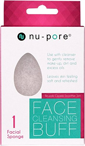 Nu-Pore Extra Gentle Facial Buff, Bulk Case Of 24
