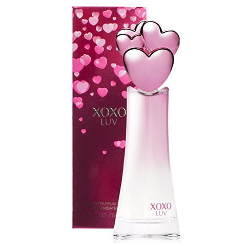 Xoxo Love Eau De Parfum Spray For Women, 1.7 Ounce
