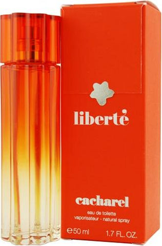 Liberte By Cacharel For Women. Eau De Toilette Spray 1.7-Ounces