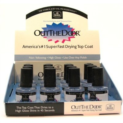 Out The Door Fast Dry 0.5 Ounce (12 Pieces) (14Ml)