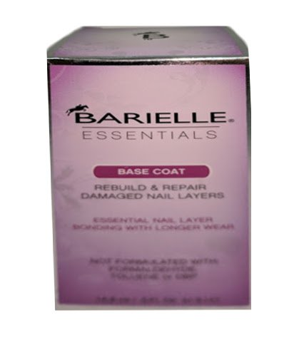 Barielle Essentials Base Coat Rebuilder .5 Oz.