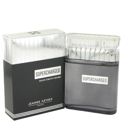 Supercharged By Jeanne Arthes Eau De Toilette Spray 3.3 Oz