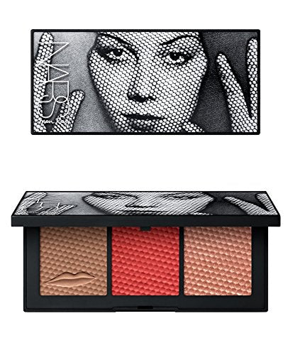 Nars Cheek Palette - The Veil - Full Size. Limited Edition. Made In Italy.