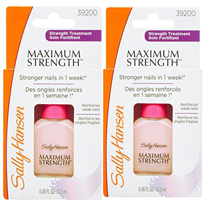 Sally Hansen Maximum Strength Nail Treatment Polish, 39200