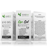 Voilave 3In1 Under Eye Treatment Cream For Dark Circles And Puffiness, 1.7 Fl Oz