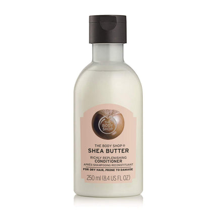 The Body Shop Richly Replenishing Shea Conditioner, 8.5 Ounce