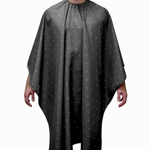 Barber Strong The Barber Cape, Black Shield