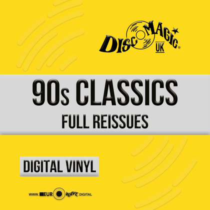 DIGITAL REISSUES & DJ EDITIONS