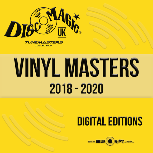 2018-2020 RELEASES & REISSUES