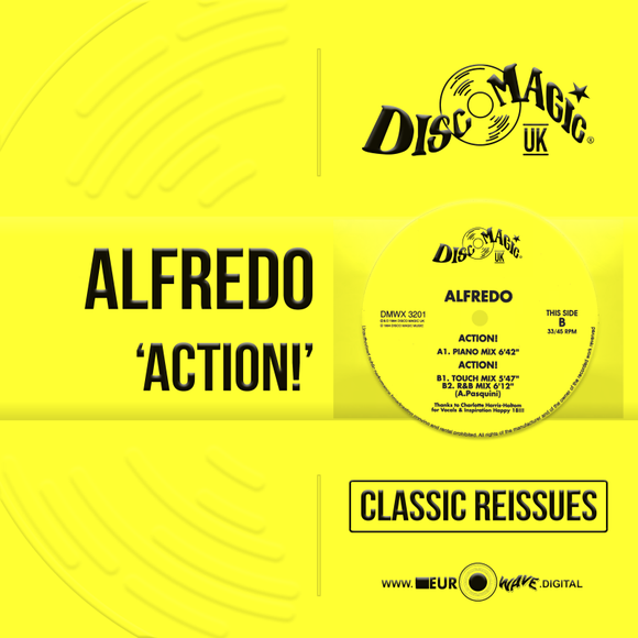 Alfredo 'Action!' - Digital Masters