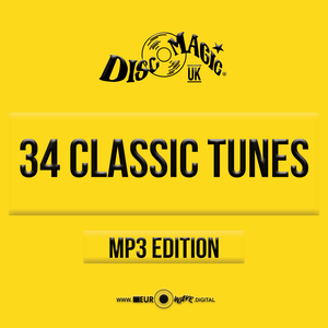 34 Classic Tunes - MP3 and WAV