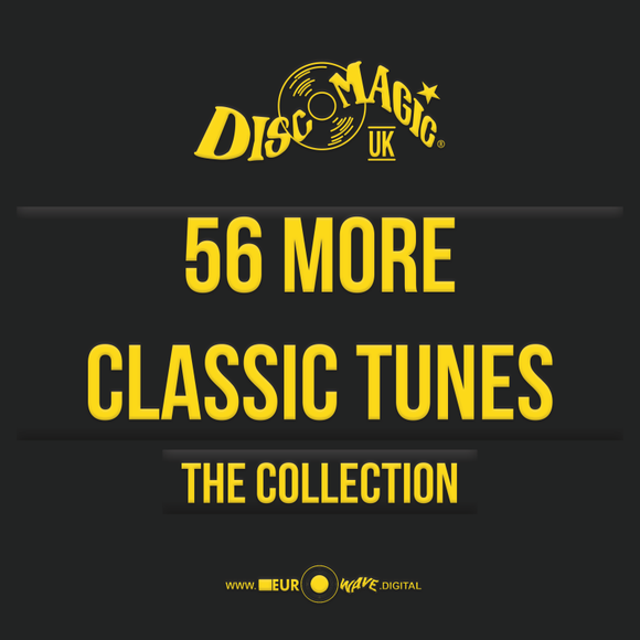 56 More Classic Tunes - MP3 and WAV