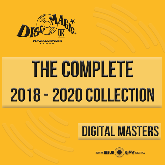 Complete Masters 2018-2020 - MP3 and WAV