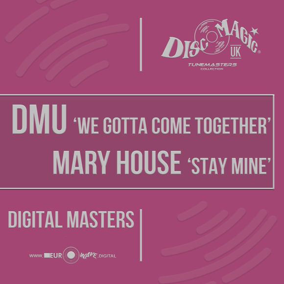 DMU + Mary House Test Pressing - Tunemasters