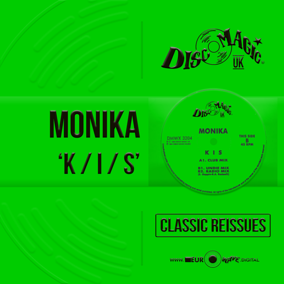 Monika 'K / I / S' - Digital Masters