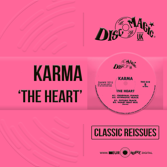 Karma 'The Heart' - Digital Masters
