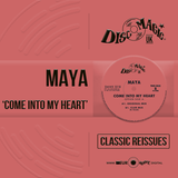 Maya 'Come Into My Heart' - Digital Masters