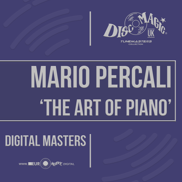 Mario Percali 'The Art of Piano EP' - Tunemasters