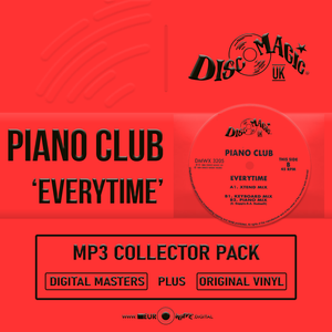 Piano Club 'Everytime' - Digital Masters