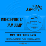 Interceptor 17 'Jam Jump' - Digital Masters