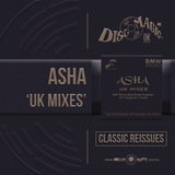 ASHA 'UK Mixes' - Digital Masters
