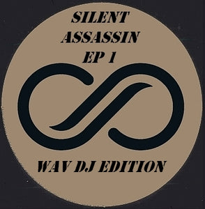 DMSA7001 Silent Assassin EP 1 - WAV DJ (Nine Mixes) 30% Launch Discount