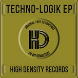 Techno-Logik 'EP 1' 24-Bit Remasters - High Density Records
