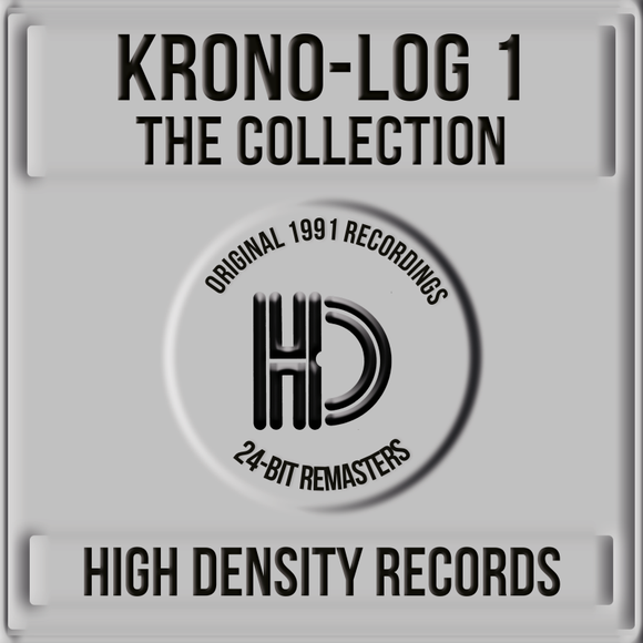 Krono-Log 1 'The Collection' 24-Bit Remasters - High Density Records