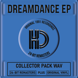 Dreamdance 'EP 1' 24-Bit Remasters - High Density Records