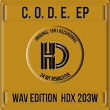 C. O. D. E.  'EP' 24-Bit Remasters - High Density Records