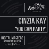 Cinzia Kay 'You Can Party' - Tunemasters