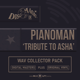 Pianoman 'Tribute to Asha' - Digital Masters