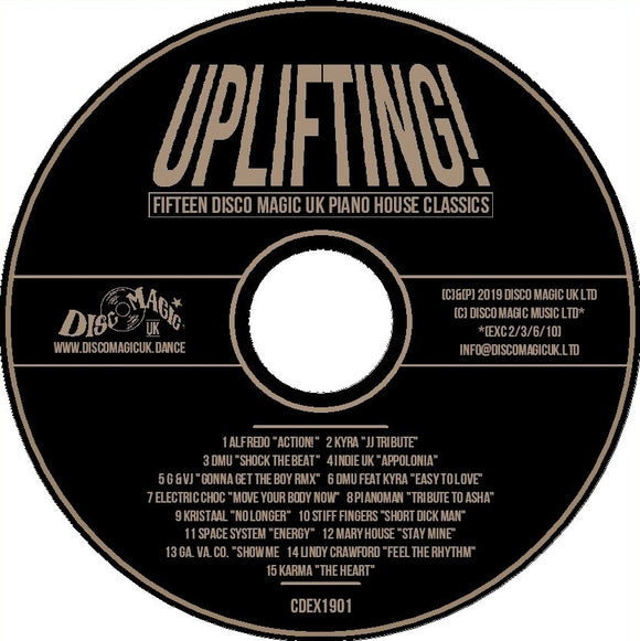 Uplifting! The Essential Collection.