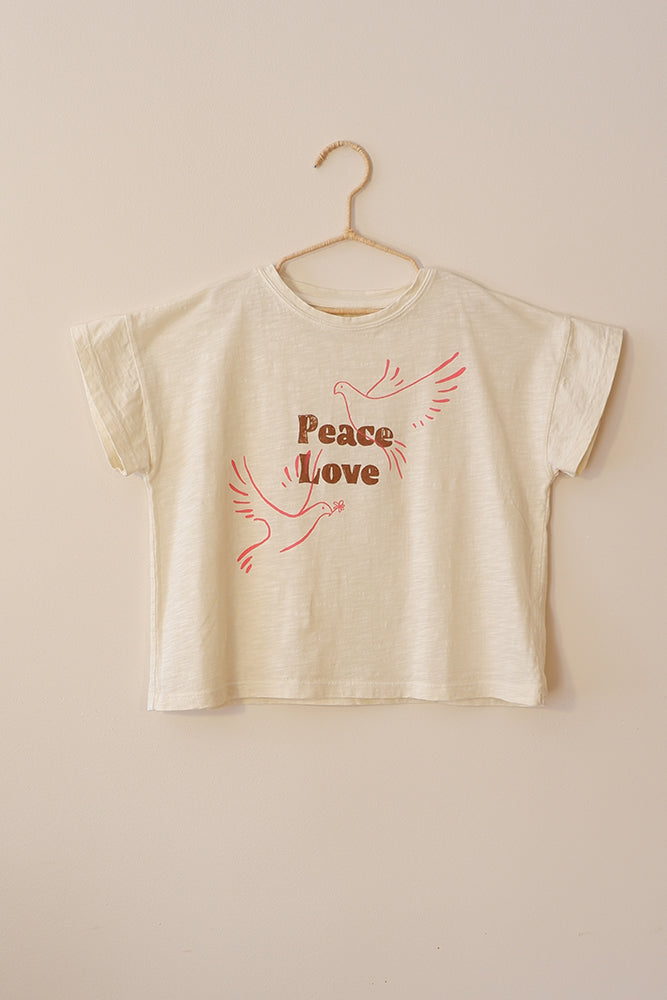 Peace Love T-shirt