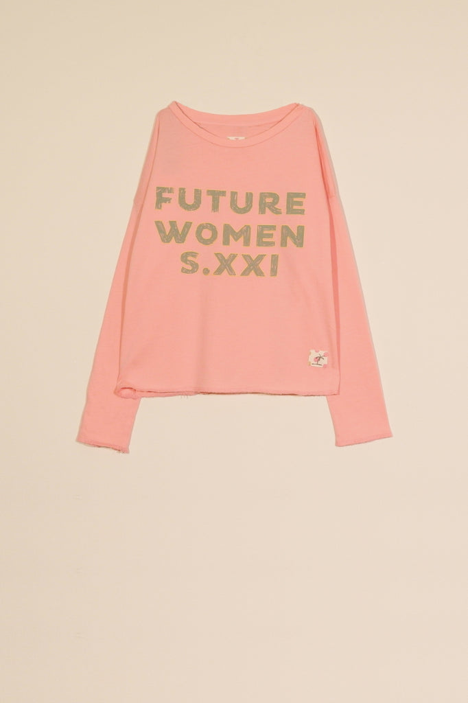 Future Woman T-shirt