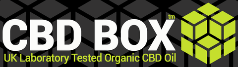 The CBD Box - BLACK LOGO