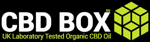 The CBD Box - BLACK LOGO 2